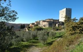 Veduta del borgo  - Bed & Breakfast Il Cavarchino