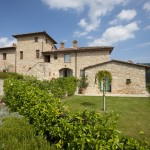The Bed & Breakfast and the garden - Bed & Breakfast Il Cavarchino