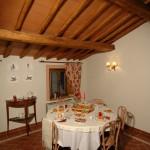 Breakfast with seasonal fruit - Bed & Breakfast Il Cavarchino