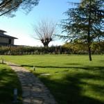 Il vialetto nel Prato del Parco - Bed & Breakfast Il Cavarchino