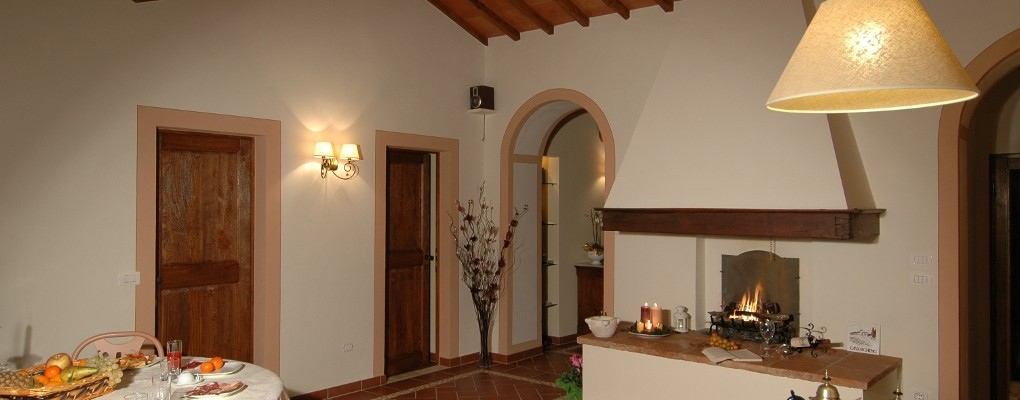 Breakfast room - Bed & Breakfast Il Cavarchino