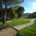 View from the alleyway in the park - Bed & Breakfast Il Cavarchino
