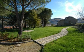 Veduta del Bed & Breakfast dal Parco  - Bed & Breakfast Cavarchino