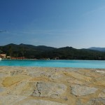 View from the pool - Bed & Breakfast Il Cavarchino