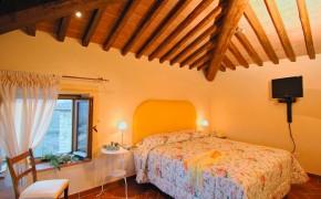 Camera Castagnoli - Bed & Breakfast Il Cavarchino