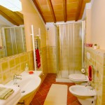 Bagno camera Montegrossi - Bed & Breakfast Il Cavarchino
