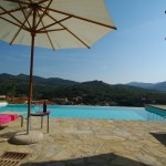 Relax in the pool - Bed & Breakfast Il Cavrchino