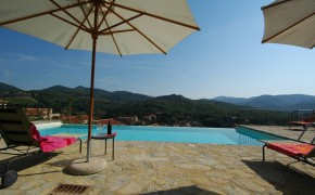 Relax in piscina - Bed & Breakfast Il Cavarchino