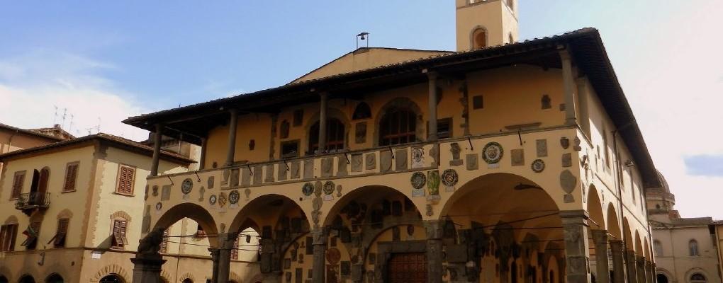 San Giovanni Valdarno centro storico