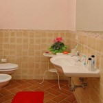 Spaltenna bathroom - Bed & Breakfast Il Cavarchino