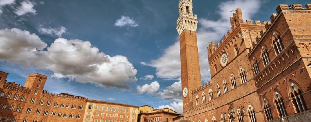 Piazza del Campo Siena - Cavarchino B&B